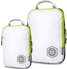 <b>Compression Packing Cubes</b> Set for Carryon Travel-Lightweight ...