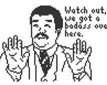 Popular items for meme cross stitch on Etsy via Relatably.com
