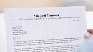 informal tone of cover letter sets job applicant apart from informal tone of cover letter sets job applicant apart from seriously considered candidates