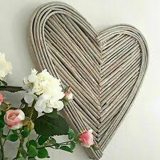 <b>Wicker Heart</b> Decorations products for sale | eBay