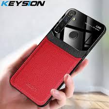 <b>KEYSION Shockproof Case for</b> Realme C3 X50 X50 Pro 5G Leather ...