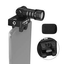 <b>Comica CVM-VS09 TC Cardioid</b> Smartphone Microphone with USB ...