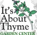 Its about thyme austin