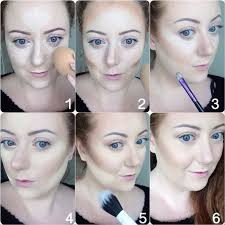 makeup step by tutorial 9 middot take your loose powder and pat it onto the areas you 39 ve added concealer where