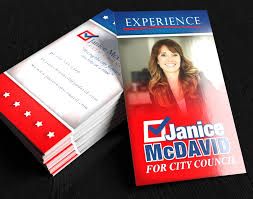 political campaign printing direct mail printplace com campaign business cards