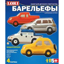 <b>Набор для отливки</b> барельефов Автомобили внедорожники <b>Lori</b> ...