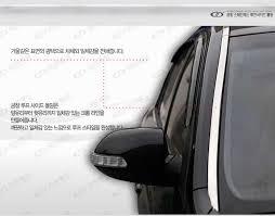 <b>Боковой молдинг</b> крыши Kumchang <b>Chrome</b> на Hyundai Solaris