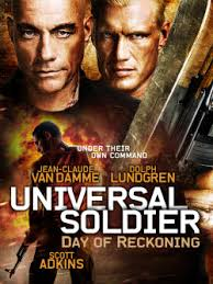 Announcement: Universal Soldier: Day of Reckoning  [HD] movie