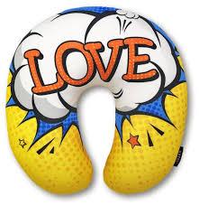 <b>Подушка</b> для шеи <b>RATEL Happy</b> Valentine's Day (<b>подушка</b> ...