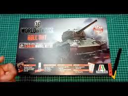 Обзор Т-34/85 world of <b>tanks</b> 1/35 от 36509 italeri <b>сборная модель</b> ...