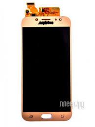<b>Дисплей</b> CY sagaJ730gd Gold для <b>Samsung Galaxy</b> J7 SM-J730