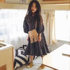 cotton linen ruffles <b>korean kids clothes</b> big <b>children dresses</b> girls ...