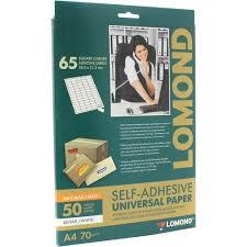 Этикетки <b>самоклеящиеся Lomond</b> 2100215 — купить в городе ...