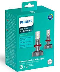 Автомобильная светодиодная <b>лампа Philips Ultinon</b> LED H11 / H8 ...