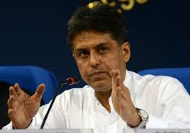 Union Information and Broadcasting Minister Manish Tewari