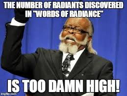 Knights Radiant Meme | Stormlight Archive | Pinterest | Meme ... via Relatably.com