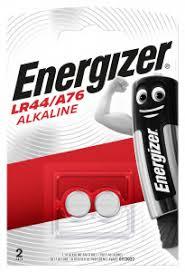 <b>Батарейка Energizer Alkaline</b> тип <b>LR44</b>/<b>A76</b> напряжение: 1.5V 2 ...