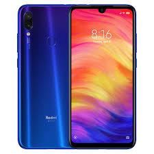 Купить <b>Смартфон XIAOMI Redmi</b> Note 7 32Gb, синий в интернет ...
