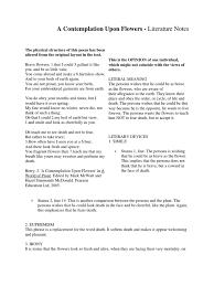 csec english b poems