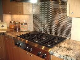 kitchen backsplash stainless steel tiles:  cool peel and stick backsplash tile installation wonderful grey marble for kitchen countertops also cool peel