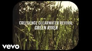 <b>Creedence Clearwater Revival</b> - Green River (Official Lyric Video ...