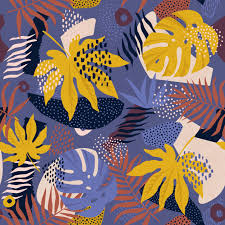 Premium Vector   <b>Floral hawaiian</b> pattern in vector