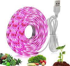 Full Spectrum LED Grow Lamp USB LED Plant Grow ... - Amazon.com