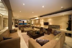 how to decorate a large family room awesome with picture of how to painting in awesome large living room