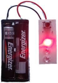 <b>3 LED Bike</b> Light