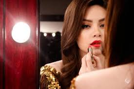 Image result for Son YSL vuông Rouge Pur Couture