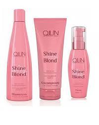 """Shine <b>Blond</b>"" (<b>шампунь</b>, 300 мл + кондиционер, 250 мл + масло ..."