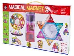 <b>Конструктор Shantou Gepai</b> / Наша игрушка <b>3D</b> Магнитный 52 ...