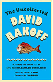 Gay writer david rakoff on cancer his last book Fabric Showcase