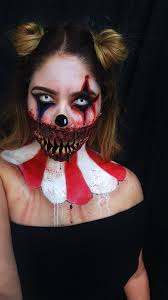 follow me on instagram odlen sita halloween makeup halloween follow me on instagram odlen sita halloween makeup halloween sf special effects clown makeup evil clown freak show freakshow american horror story
