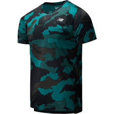 New Balance PR Accelerate Short Sleeve Run Top ... - Wiggle