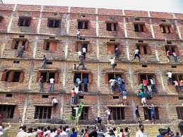 People helping students to write essay on Diwali so that incident like Prakash's don't occur