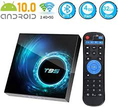 Android 10.0 TV Box,EASYTONE Android TV Box ... - Amazon.com
