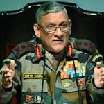 Armed forces must conquer cyberspace to counter terror: Army chief Bipin Rawat