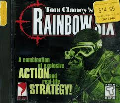 Video game:<b>Tom Clancy's Rainbow Six</b> — Google Arts & Culture