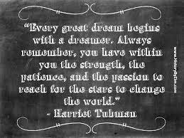 Harriet Tubman Quotes. QuotesGram via Relatably.com