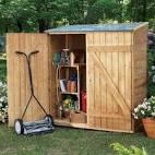 Petit abri de jardin bois