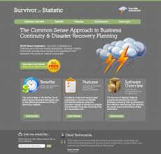 business continuity planning survivor or statistic business continuity disaster planning software