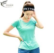 <b>Zhangyunuo Sport Top</b> Fitness Women Running T shirt Mesh <b>Sport</b> ...