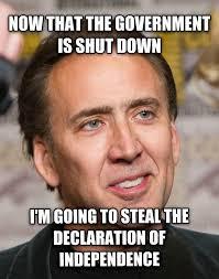 Funny Meme About The Government Shutdown | American Christian via Relatably.com