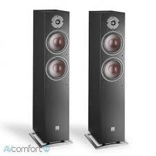 <b>DALI Oberon</b> 7 Black Ash - <b>Напольная акустика</b>. Купить DALI ...
