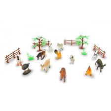 Farm animals Set <b>20 pcs</b>