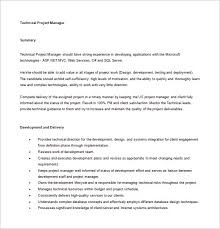 project manager job description template –    free word  pdf    technical project manager job description free word download