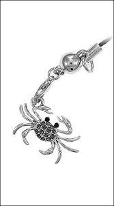 <b>Брелок</b> на ключи или телефон <b>Знак Зодиака</b> (Рак GZ3746 ...