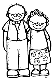 Image result for clipart for grandparent