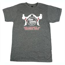 <b>My Gym</b> Martial Arts T-<b>Shirt</b> -MA200